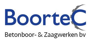 Boortec Betonboor- & Zaagwerken Logo